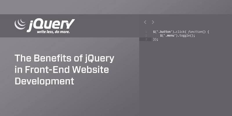 beneficios de jquery